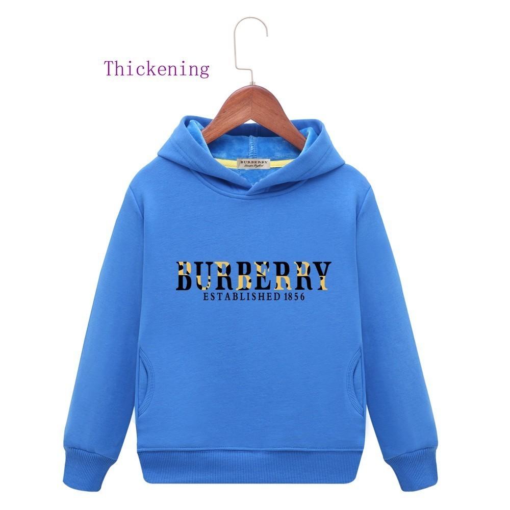 Enfants Hoodies Enfants Chandail Or Cachemire Fille Ceinture Casquettes Plus Épaississant Lettre hiver vêtements bébé vêtements