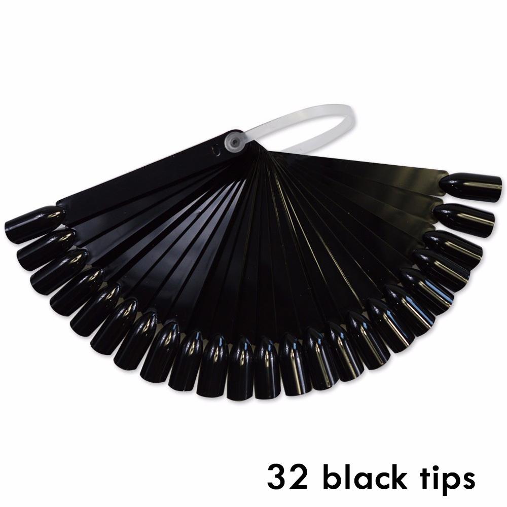 32 black
