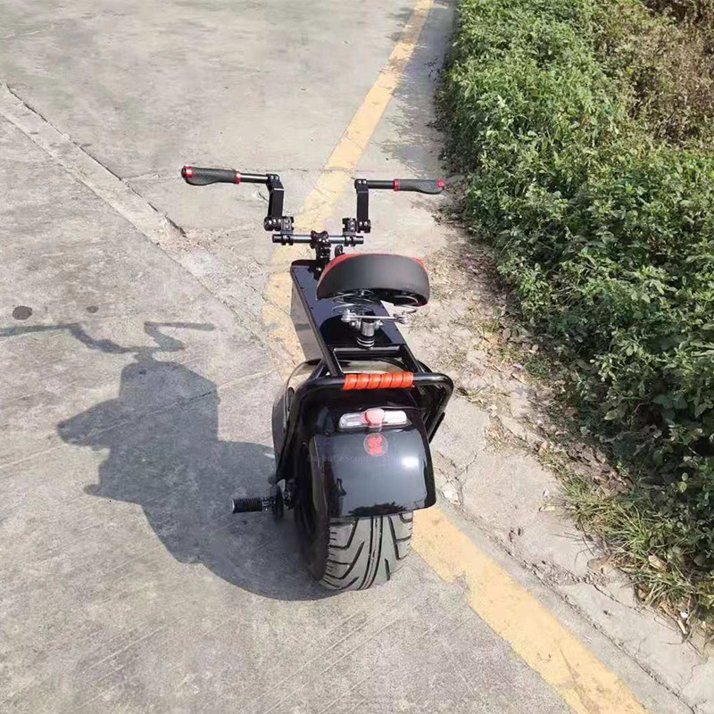 Adult Electric Motorcycle Scooter One Wheel Electric Scooters 18 Inch Fat Tires Portable Electric Unicycle One 1000W 60V 90KM (28)