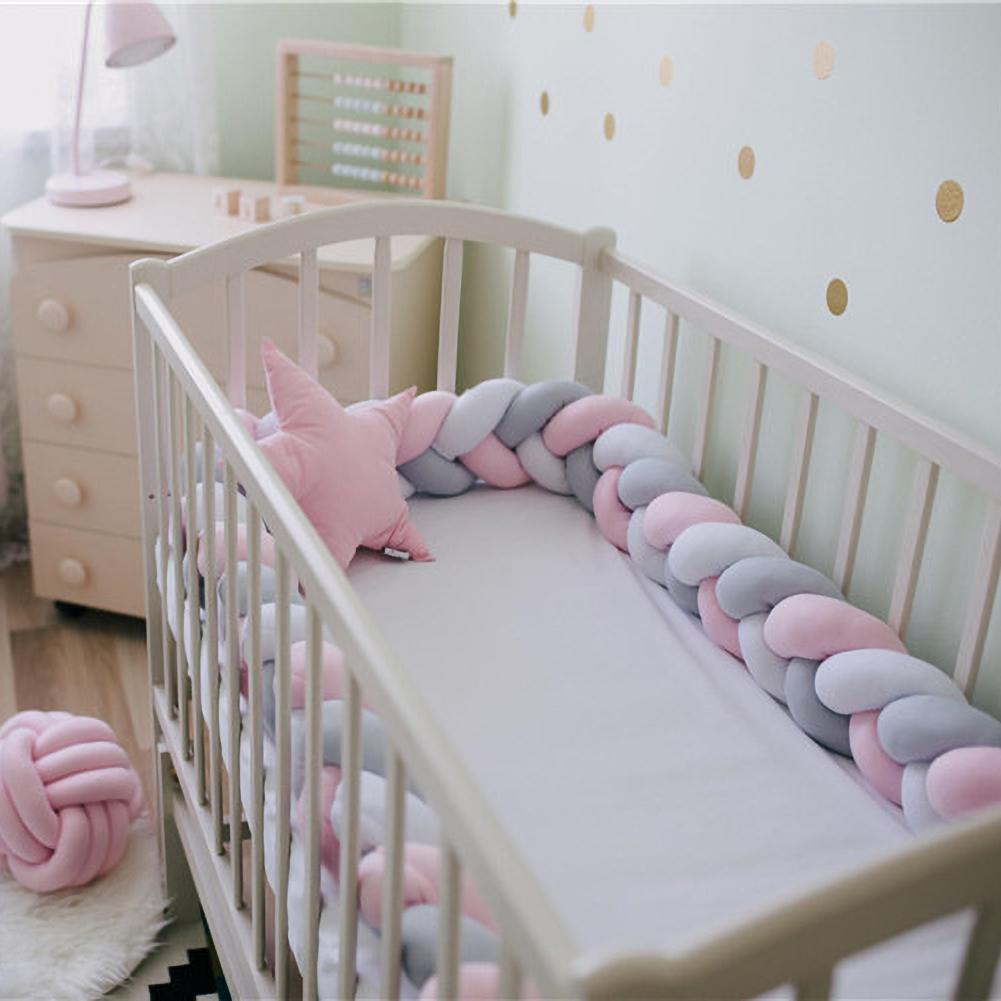 Cojines principal del beb/é que forma la almohada al beb/é reci/én nacido ni/ña almohadilla antibalanceo dise/ño de la corona de almohadas para dormir gris