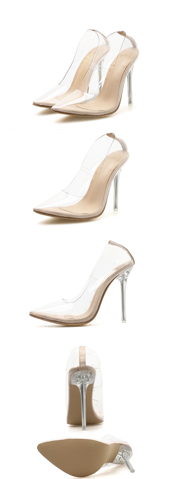 Wholesale Perspex Heels - Buy Cheap in