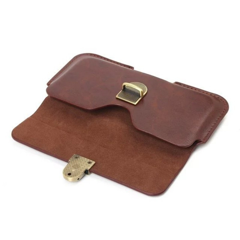 Genuine Leather Pouch Case (16)
