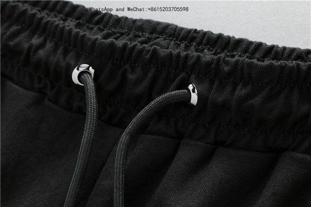 2019 Men's Casual Tshirt Brand Fashion Print Letter Mens Summer Track jogging Suits tracksuit CLOTHING Homme Short Set Plus Size