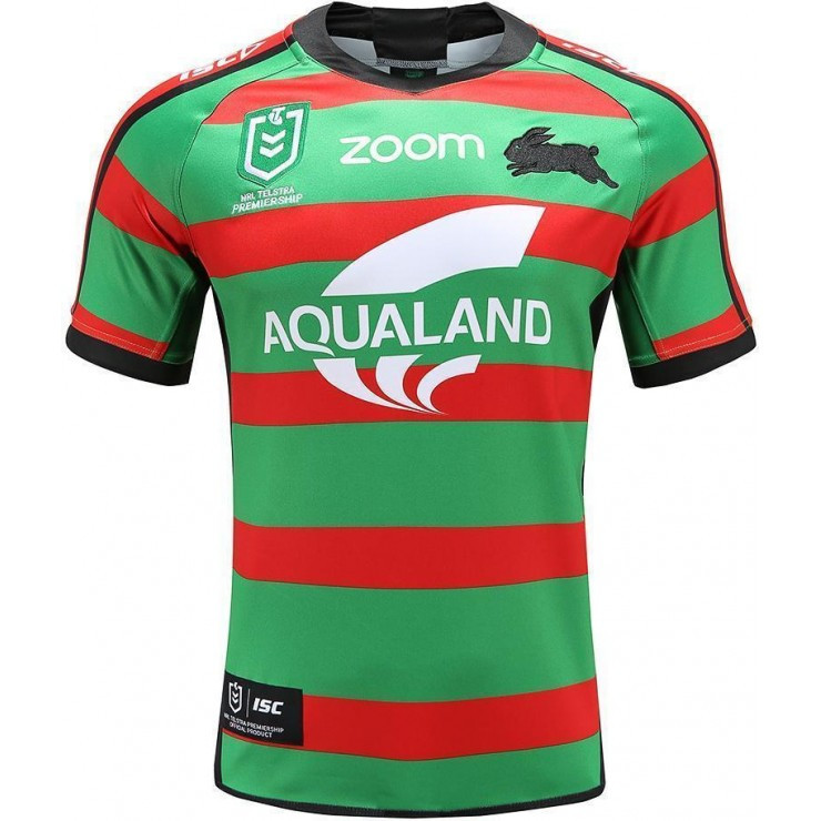 2020 South Sydney Rabbitohs Adult Super Rugby Jersey Shirt Maillot Camiseta Maglia Tops S-5XL Trikot Camisas