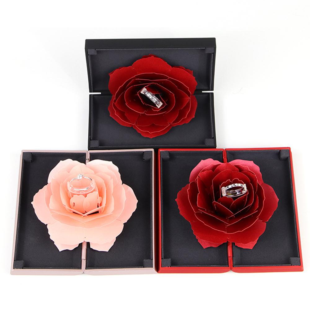 Sketch Rose Flower Plant Pattern Table Hook Folding Bag Desk Hanger Foldable Holder