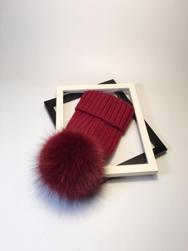 pompom hat fur hat winter hats for women knitted hat winter beanie hat women hat (18)
