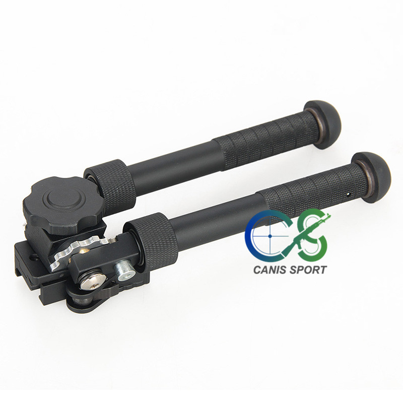 Hot Sale BT10-LW17-Atlas Adjustable Bipod Mount Directly To Any 1913 Style Picatinny Rail Black Riflescope Bipod CL17-0019