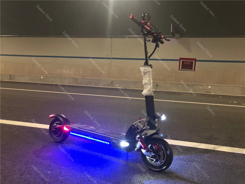60V 70KMH Powerful Electric Scooter Dual Motor Two Wheels Electric Scooters Adults Electric Skateboard 2000W (5)