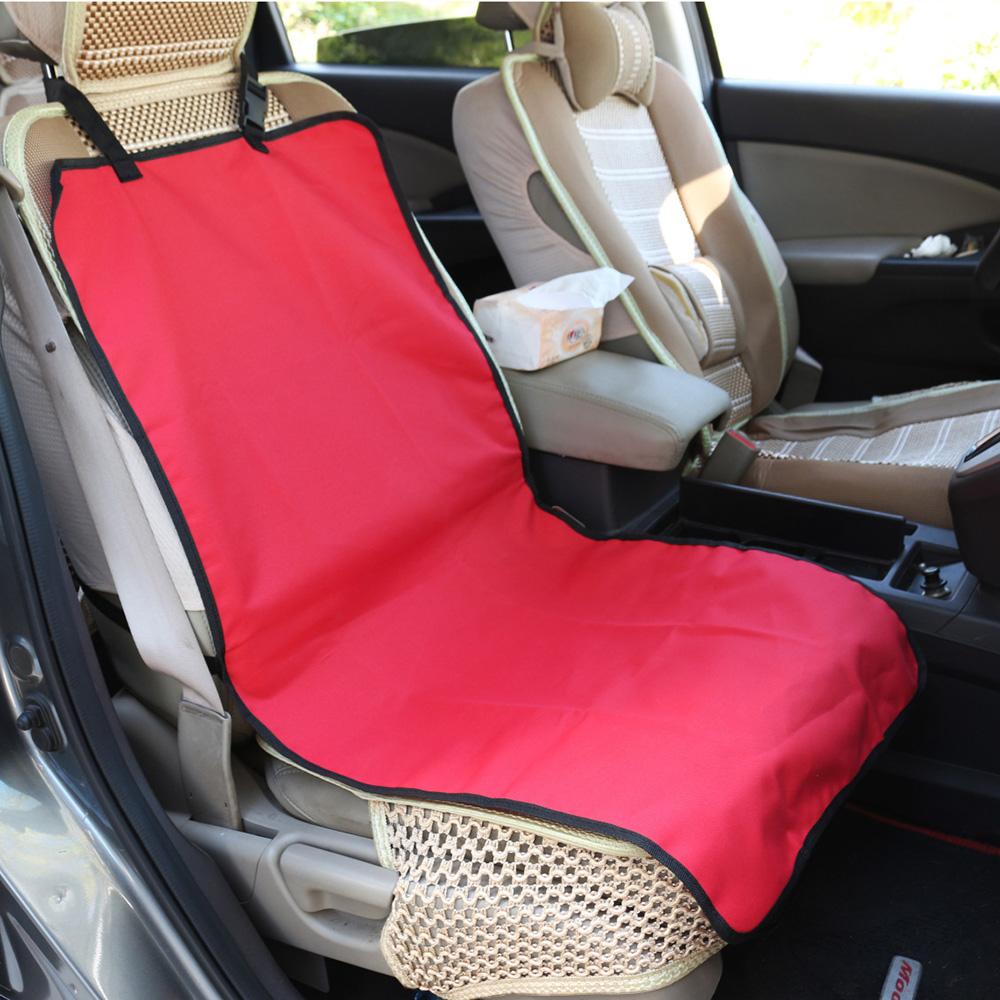 Negro y Azul 2in1 impermeable auto posterior asiento Trasero Cubierta Protector De Mascotas /& forro de arranque