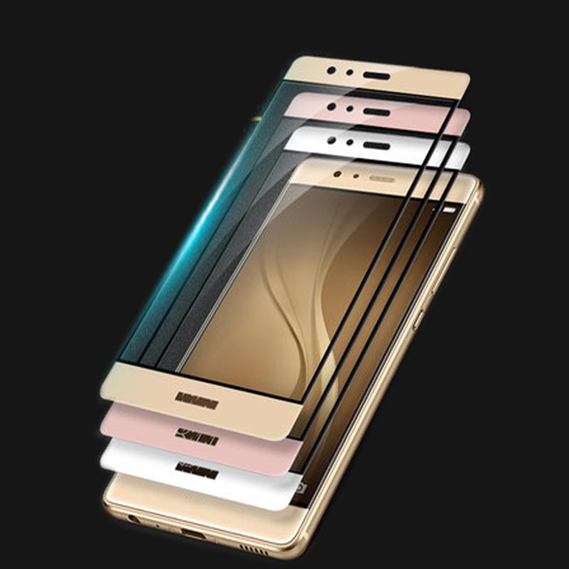 5pcs-Ultra-Thin-Full-screen-protector-Tempered-Glass-For-Huawei-P9-P-9-IP03-EVA-AL00