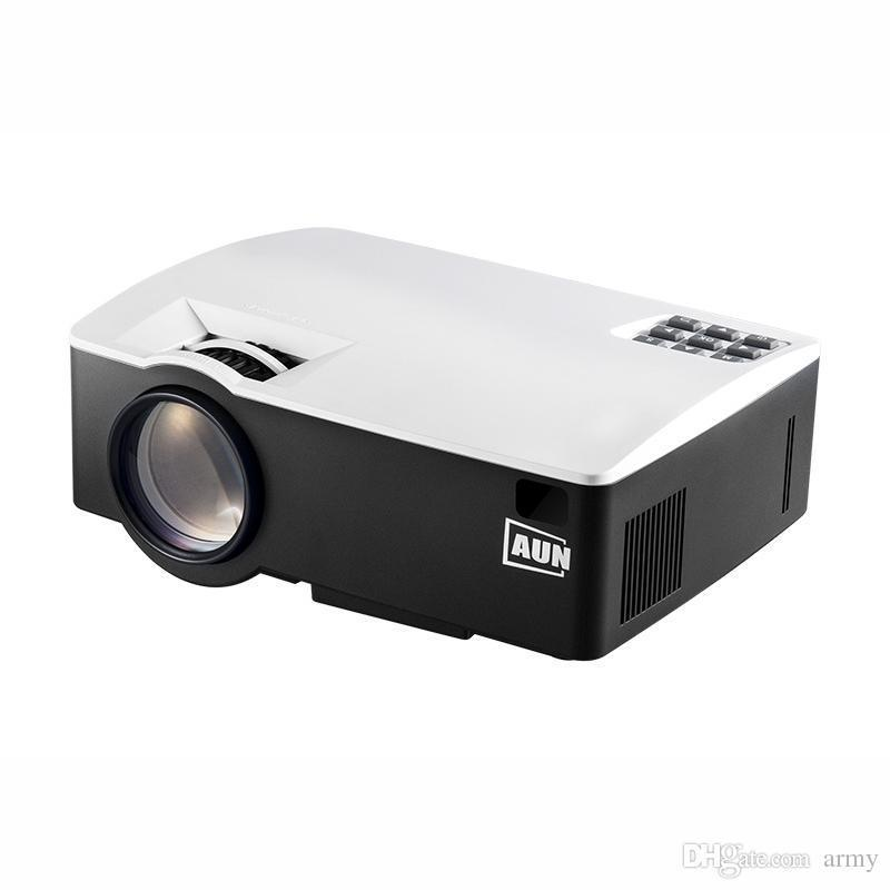 Aun Akey1 Standard /akey1 Plus Android 6 Smart Hd Led Home Projector