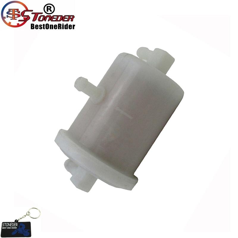8mm Filtre /à Carburant Universel Carburant Rapide de Filtre Pour Moto G/én/érateur Tondeuse Zemoner 10 Pcs 6mm