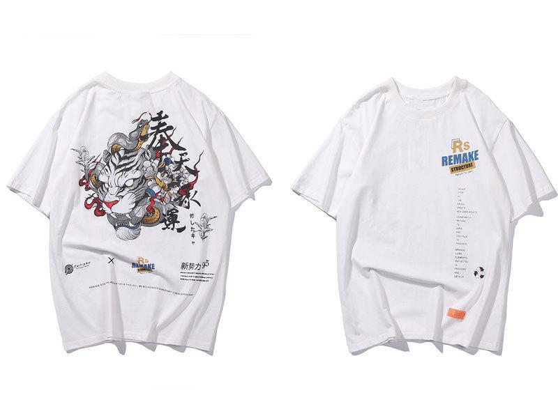 Tiger Snake Tshirts 3