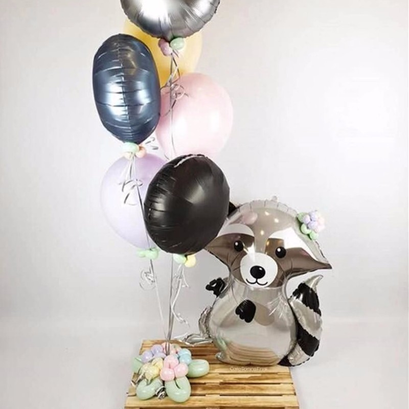 1pc-Large-Animal-Balloons-Raccoon-And-Fox-Helium-Ballon-Happy-Birthday-Jungle-Party-Decorations-Kids-BabyShower (2)