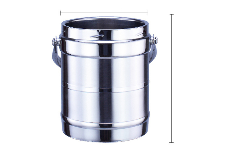 Stainless Steel Lunch Box Thermos Lunchbox School Student Bento Boxs Kids Adult Kitchen Bbq Tools Food Container Portable 9