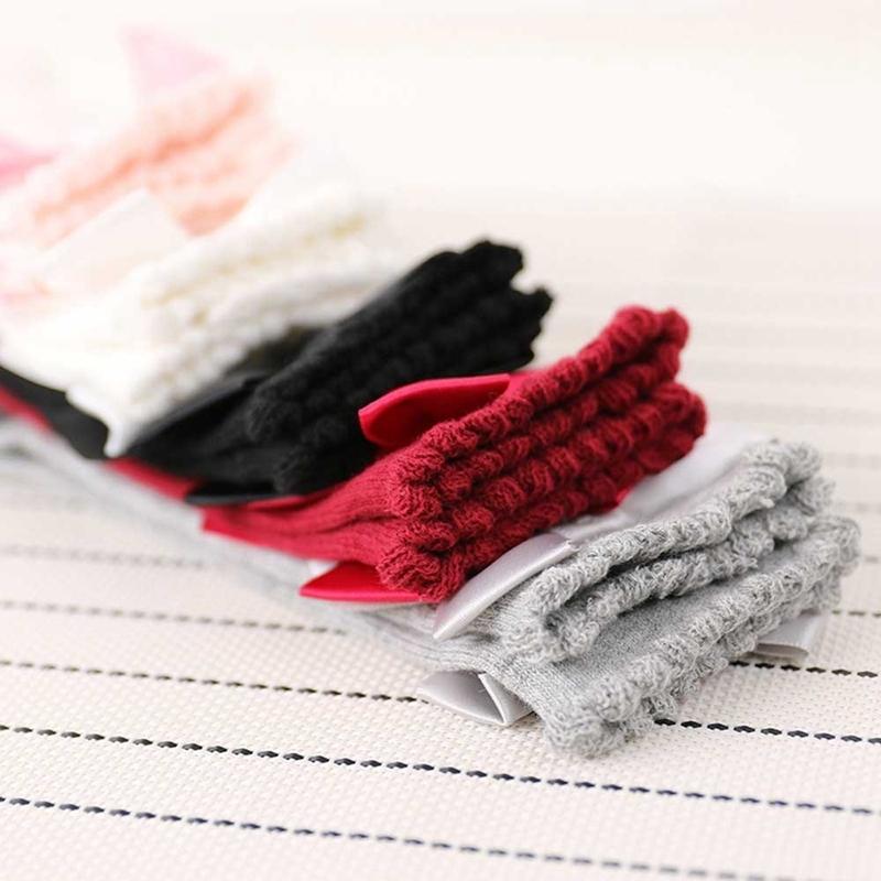 girls cute bowknot socks (7)