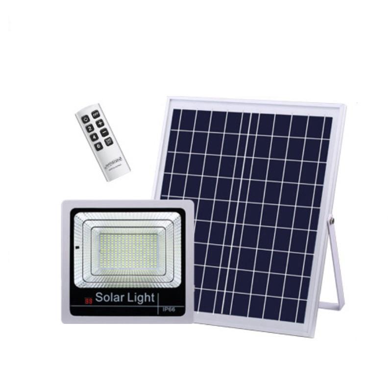 Sn /_ 60W Énergie Solaire USB Rechargeable Cob LED Projecteur Travail Léger