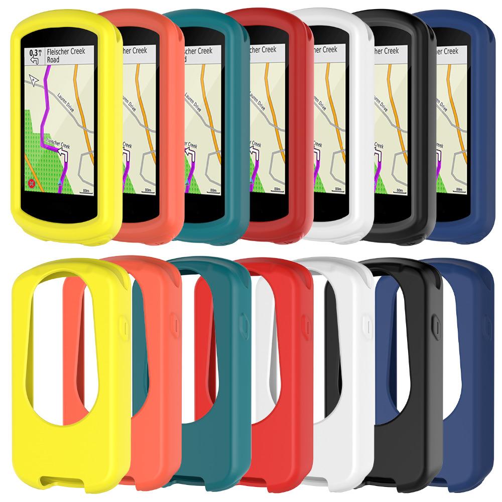 Multicolor Silicone Skin Case Cover For Garmin Edge 820 GPS Cycling Computer