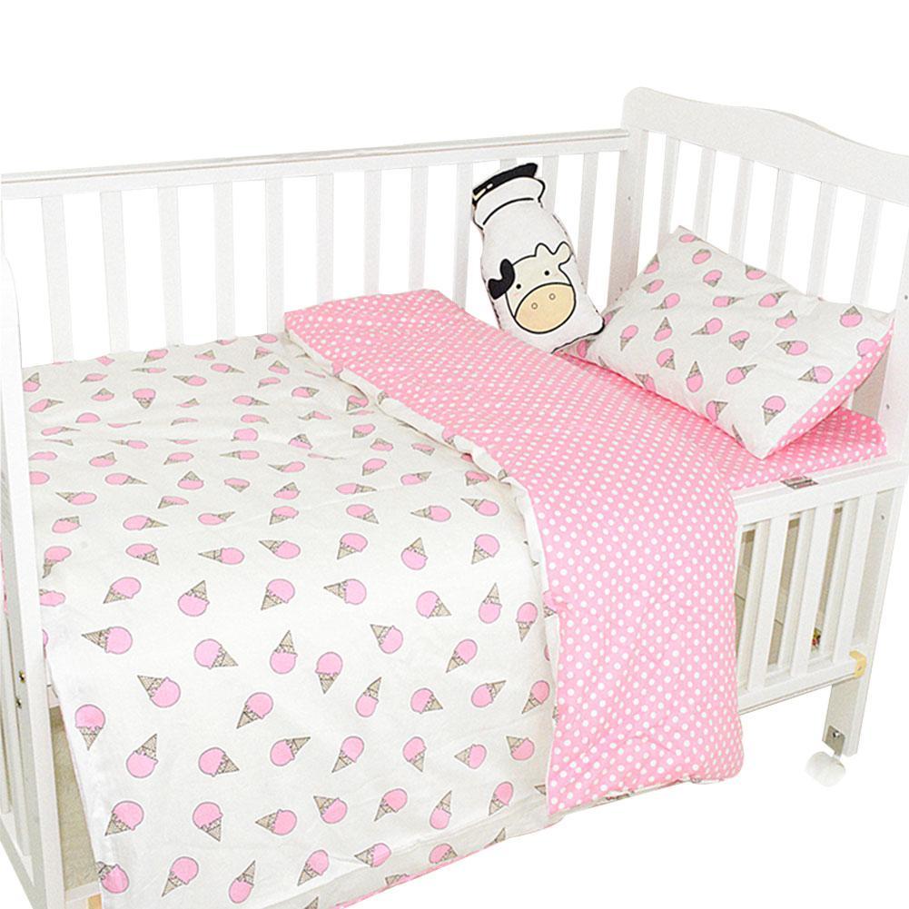 Literie de luxe brodé Baby Set oreiller et housse de couette unisexe garçon ou fille!!!