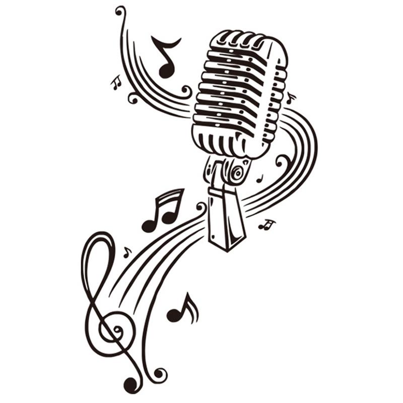 Toptan Satin Alis 2020 Muzik Notalari Duvar Sanati Cinden On Line