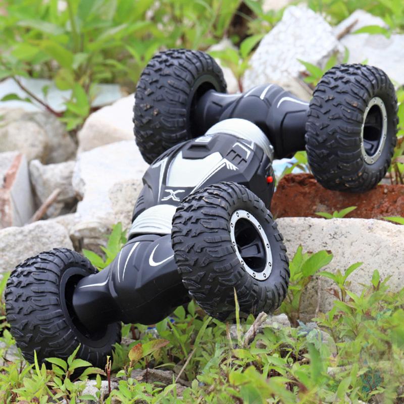 High Speed Ferngesteuertes Auto RC Stunt Auto Rennauto Buggy Car Spielzeug DHL