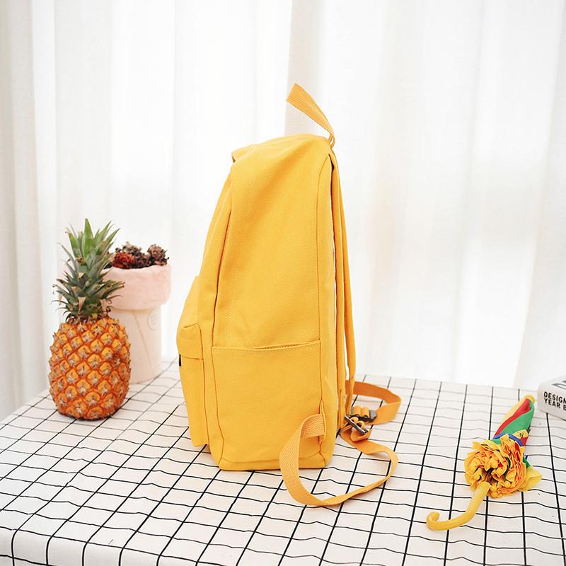 yellow bag 1