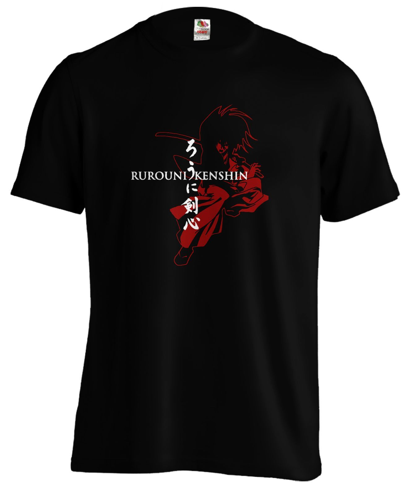 NOT Anime Rurouni Kenshin Toddler Baby Tee for Baby Boy and Baby Girl T-Shirt