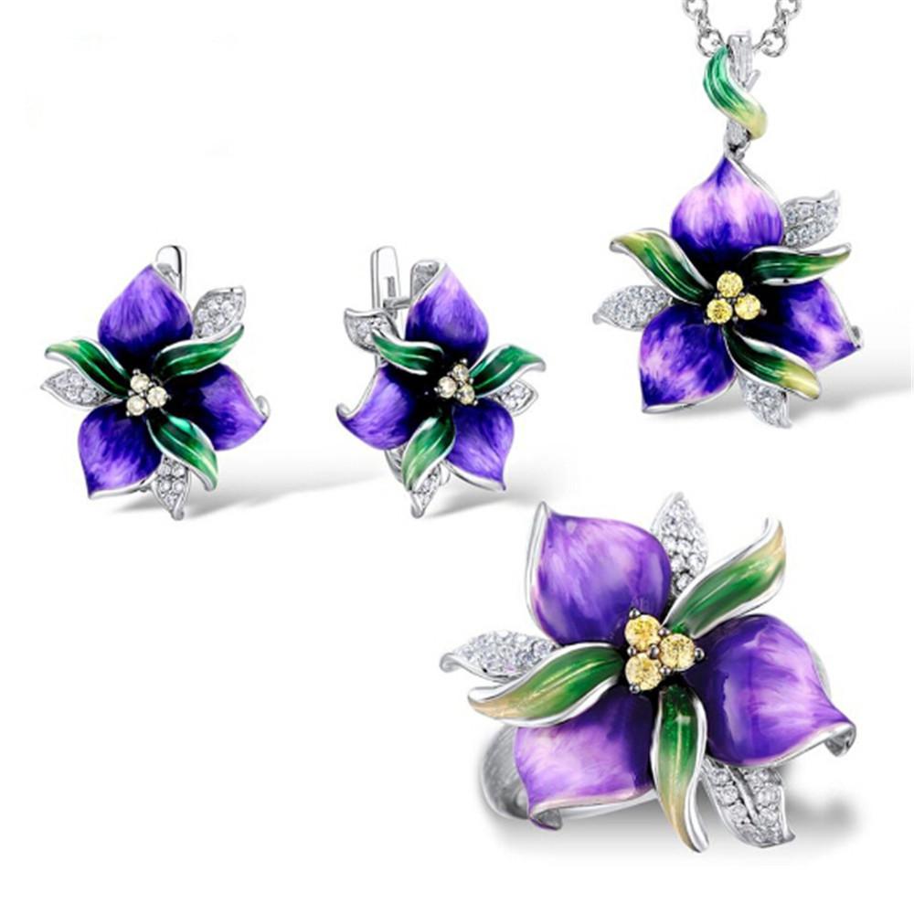 Muy Grande Miel Abeja y flor colgantes pendientes