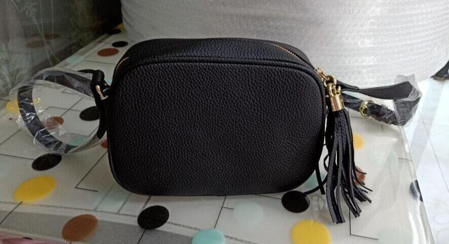 designer Messenger Bag Women designer handbag cross body Women Leather Soho Bag Disco Shoulder Bag Purse women