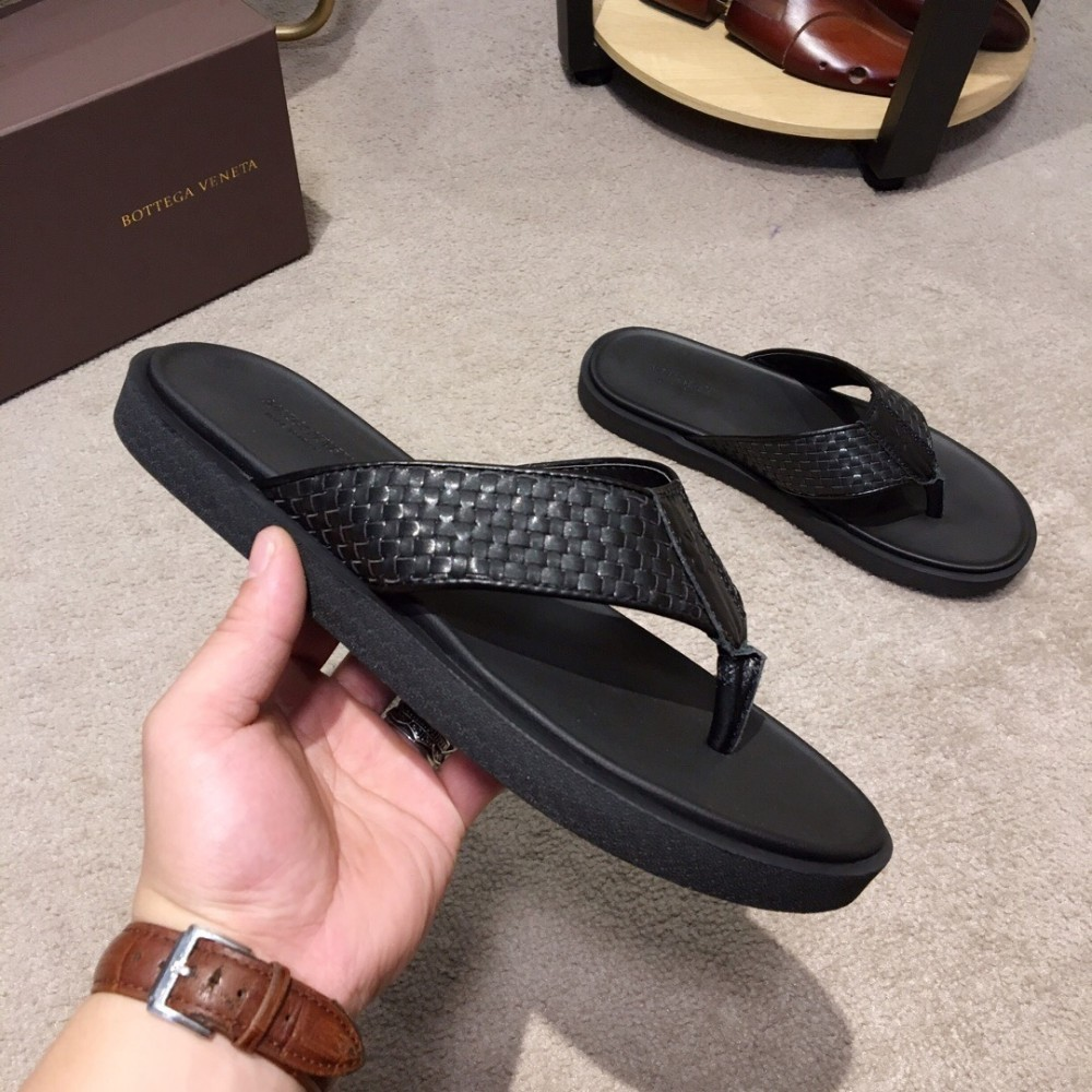 Summer new recommended men's flip-flops quality assurance comfortable foot fashion atmosphere flip flops for men