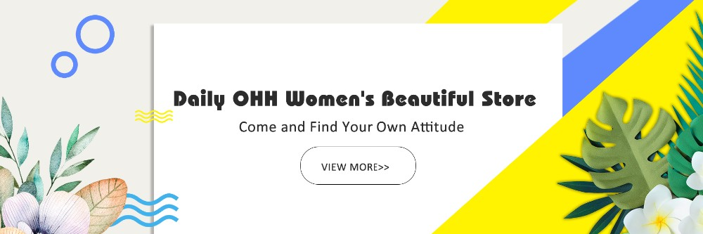 Daily OHH Women`s Beautiful Store