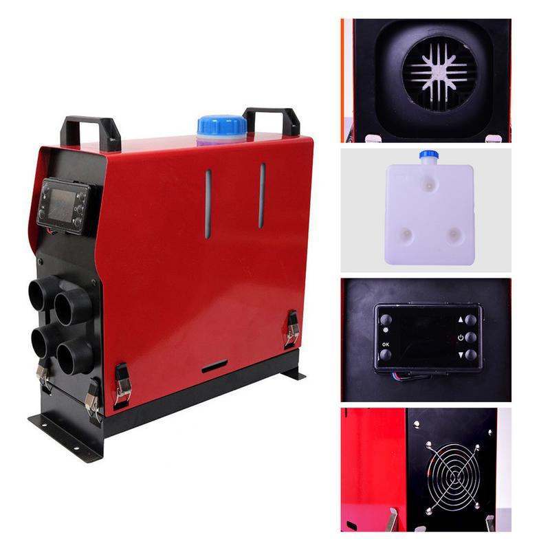Per riscaldatore 5000 W 4 fori di controllo Remoto LCD Monitor 12V Air Diesel Accessori