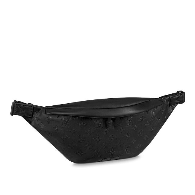 /  pockets M44388 printing embossed new pockets Messenger bag chest bag