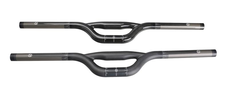 Full Carbon Steering Wheel Mountain Bike Steering 25,4mm Bmx Faltrad Riser Swallow Formidable Bike Parts