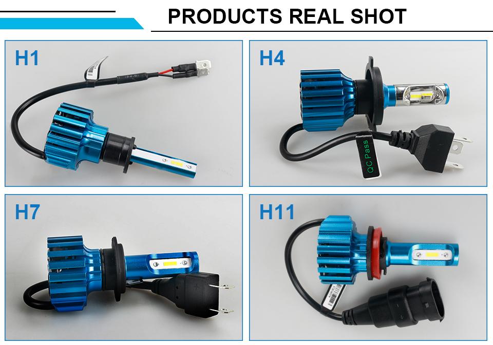 car headlight LED car lamp car head bulb (20)