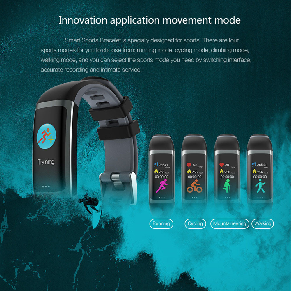 smart watch wristband health heart rate xiaomi mi band 3 (2)