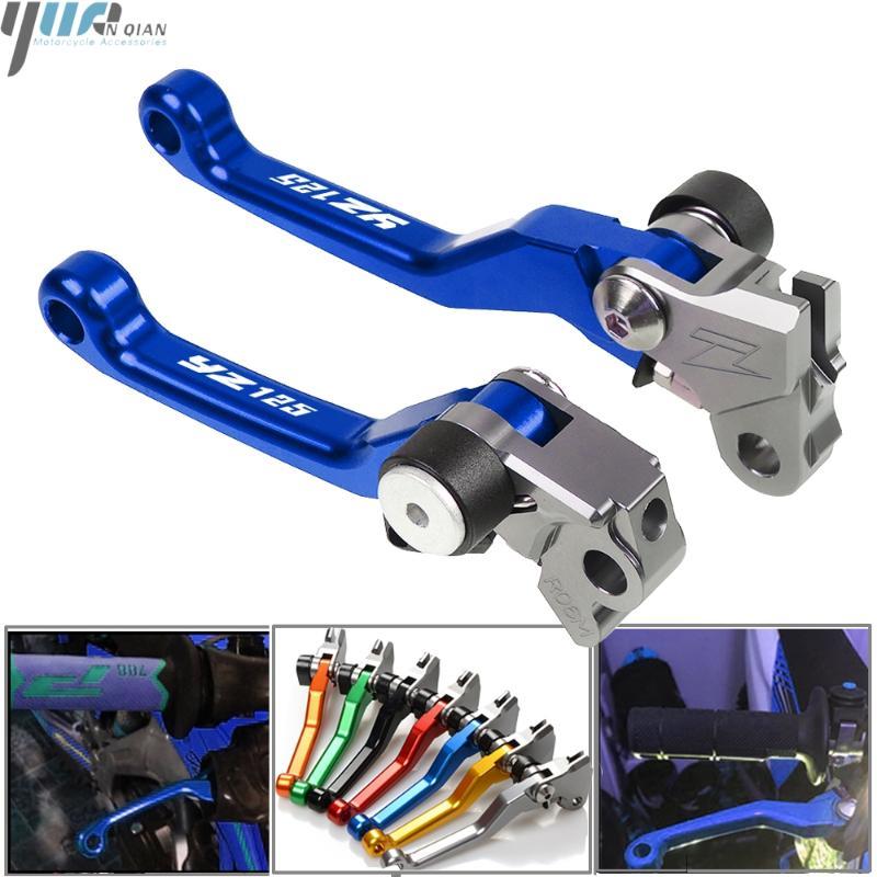 Yamaha YZ125 YZ250 YZ250F YZ450F WR250F WR450F 1 1//828mm Motorrad Lenker bar Fett Blau
