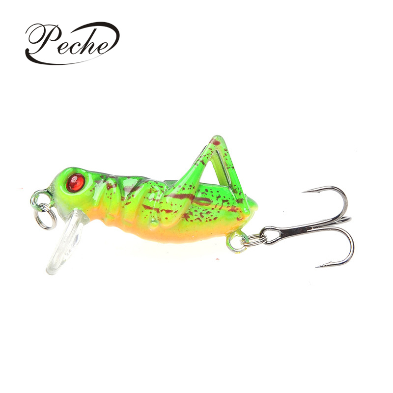 Iron Claw Bee Baby Insect Mini-Wobbler Minnow 25