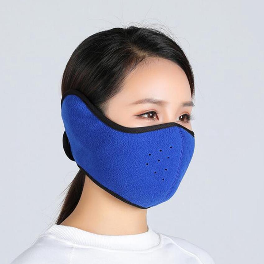 masque moto anti froid