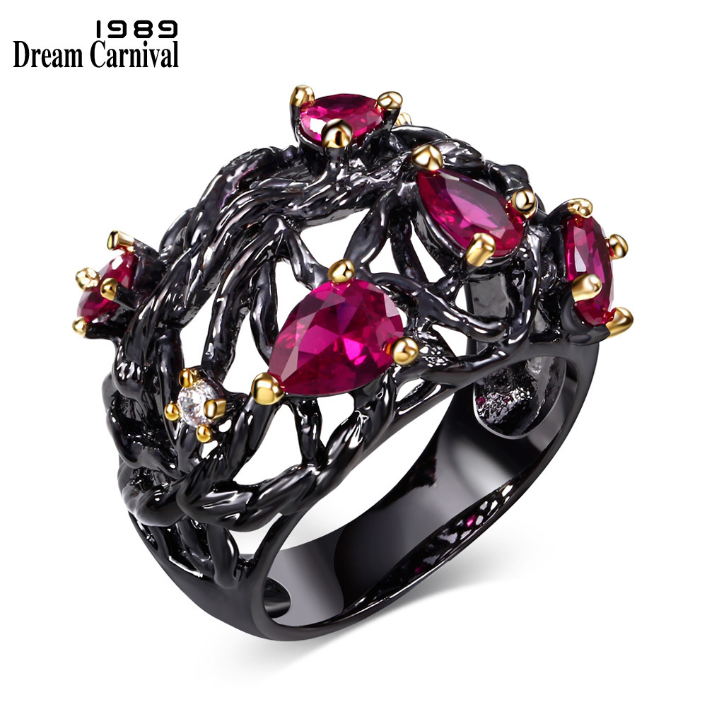 red anel anillos 01
