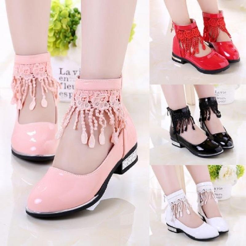 New Summer Baby Girls Shoes Princess