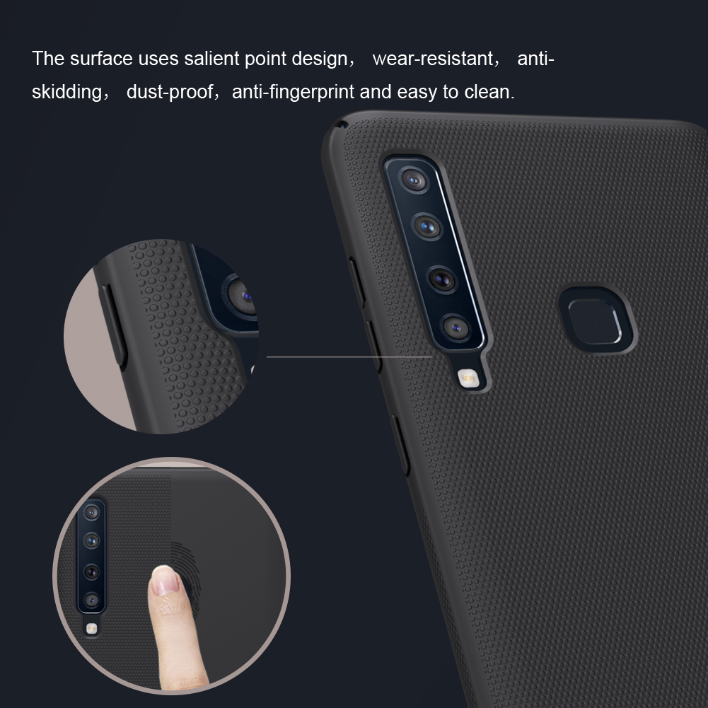 sFor Samsung A9S Case A9 2018 Cover Nillkin Frosted Shield Casing Case for Samsung Galaxy A9S/A9 Star Pro/A9 2018/A9200