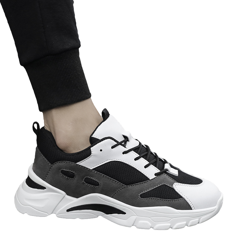 Discount Mens High Top Black Shoes