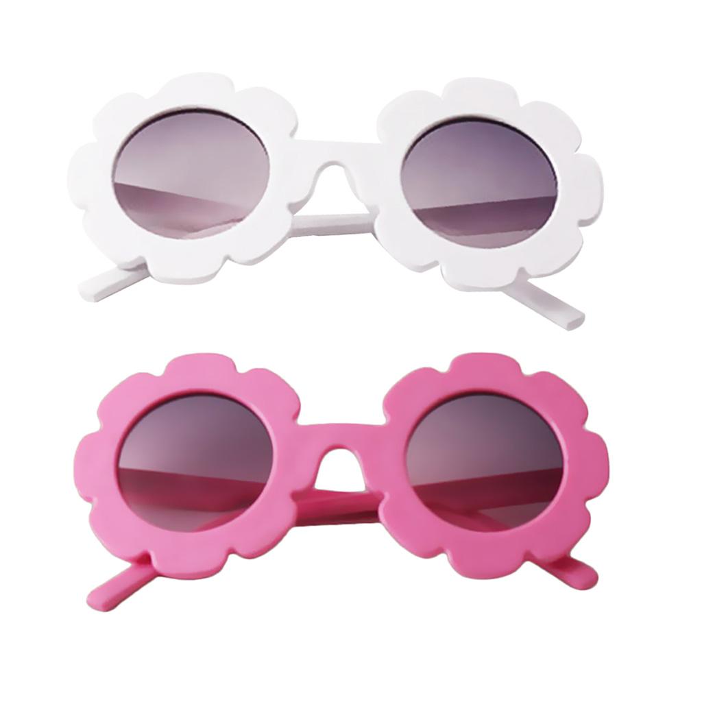 Kids Sunglasses for Girls /& Boys Outdoor UV400  Flower Shade Goggles US