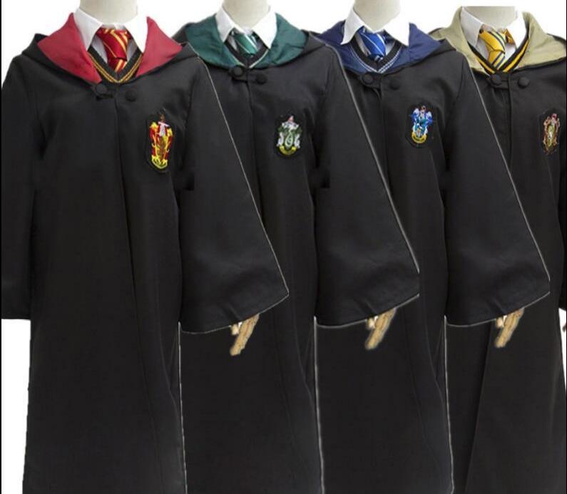 Corvonero Harry Potter Accappatoio in pile