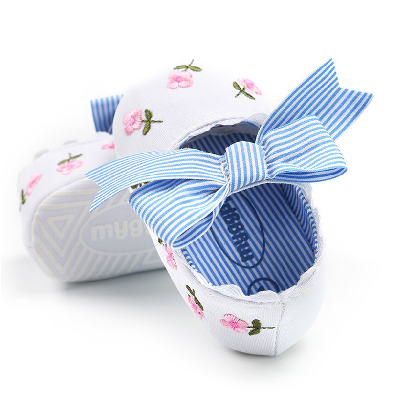 3 Color Baby Girl Shoes Toddler Kids Fashion Embroidery Flower Butterfly-knot First Walkers Kids Shoes NDA84L23 (14)