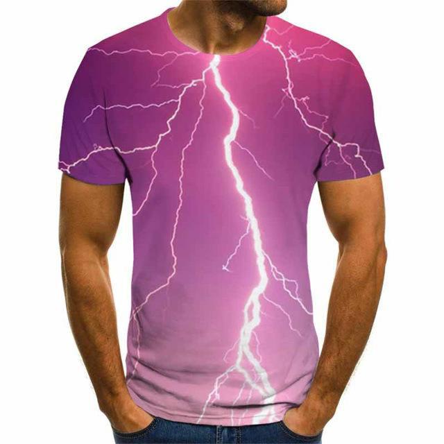 Mens 3D Printed Purple Soccer Fire Sport Styling Cotton Sleeveless T-Shirts