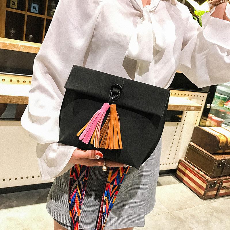 Charm2019 Мини-пакет с небольшим ведром и косой сумкой для корейских студентов Tide Single Pack