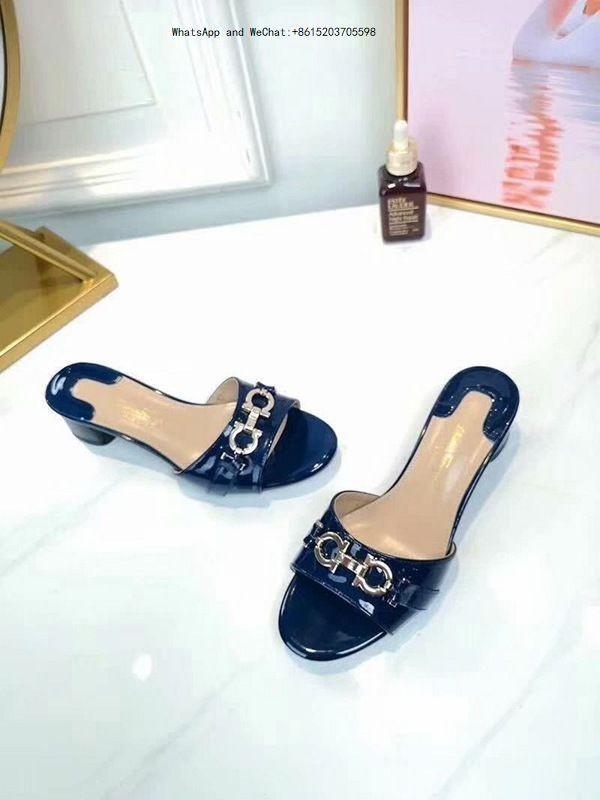 Новая Мода Горячие продажи туфли на высоком каблуке Женщины Повседневная Ходьба Теннисные Сандалии Ручной Работы Мулы Слайды