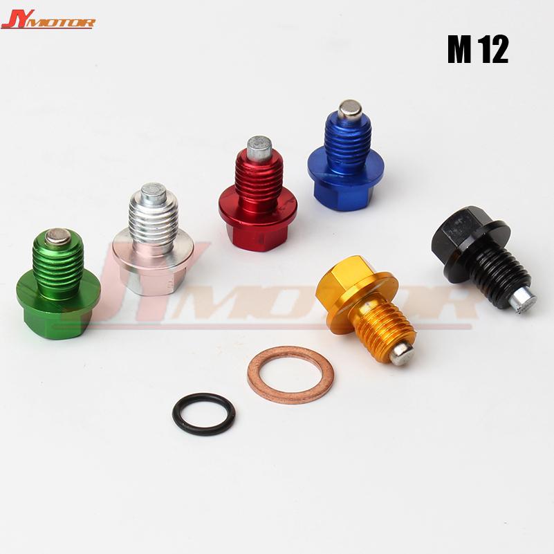 3 X 14MM Motor Cárter De Aceite Tapón de Drenaje Lavadora